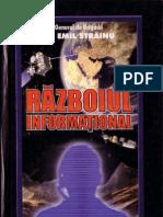 Dr.Emil Străinu - Războiul informaţional