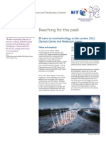 London 2012 Games Delivery Case Study