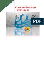 The Zahoor of Imam Mahdi