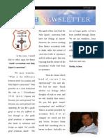 News Letter September 2011