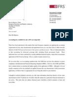 IASB LettertoESMA