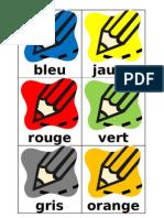 affichage couleurs