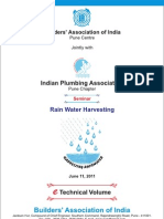 Rain Water Harvesting - e Technical Volume