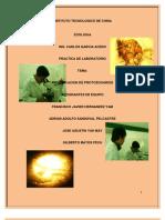 Practica 1 Identificacion de Protozoarios