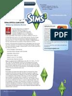 Handbuch pdf 3 sims