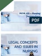 Nursing Jurisprudence POWER POINT