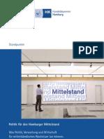 Standpunktpapier - Politik für den Hamburger Mittelstand