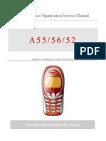 - Siemens a52 a55 a56 Service Manual Lvl2