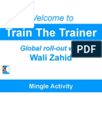 Train the Trainer With Wali