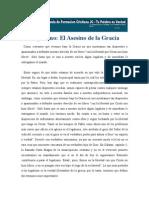 Legalismo El Asesinato de La Gracia.