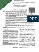 Multi Center Randomizad Controled Trial Dor the Treatment of Ulcerative Colitis With a Laukocytapheresis Column