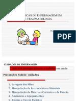 AULA NOÇÕES BÁSICAS DE ENFERMAGEM EM ORTOPEDIA E TRAUMATOLOGIA