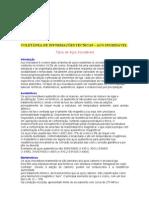Informaçoes Tecnicas-aço inox