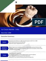 Ice Cream Market India Sample 090703031302 Phpapp01