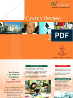 Grants Review 2005