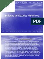 Praticas de Estudos Historicos-2