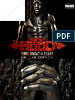 Digital Booklet - Ace Hood - Blood Sweat & Tears (Deluxe)