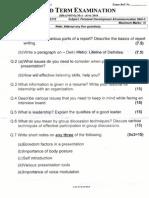 Personality Development & Communication Skills - I _may10