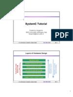 A Brief on SystemC