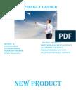 New Product Launch(Sec a+ Sec B)