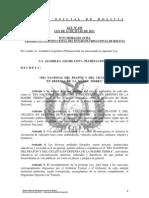 Ley 150 Declaracion del Dia Nacional del Peaton y del Ciclista