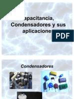 Capacitancia-Condensadores
