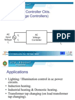 AC Voltage Contoller Circuits by MMR