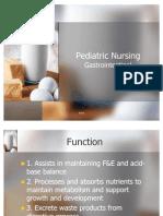 Pediatric Nursing9(Gastrointestinal Disorder)