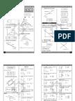 Distancia y Ecuacion de La Recta Fleming