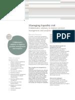 Swift Liquidity Risk Whitepaper