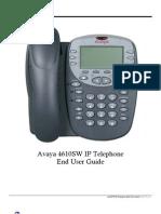 Avaya User Phone Guide