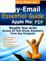 Synchronize your Apple Mail email on multiple computers