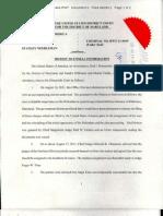 Needleman Motion to Unseal Criminal Information
