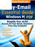 Synchronize your Windows Mail email on multiple computers