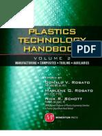 Plastics Technology Handbook, Volume 2