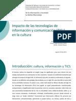 Equipo 6 - Impacto de Las TIC en La Cultura