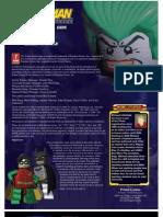 Lego Batman the Videogame Prima Official Game Guide