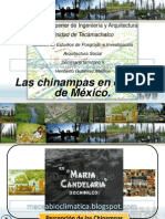 Expo Chinampas Meceabioclimatica