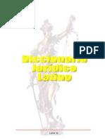 Diccionario Juridico Latino