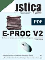 justica_revista_20100506 dúvidas sobre E-PROC
