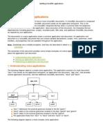 Building VoiceXML Applications