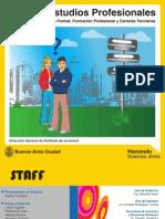 Guía de Estudios Profesionales