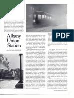 Albany Union Station L&RP No. 12 Jan. - Feb. 1988
