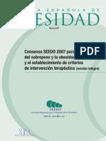 Consenso_SEEDO_2007