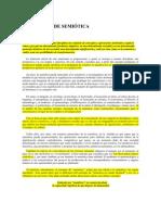 La Semiótica de los Bordes. Juan Magariños de Morentín