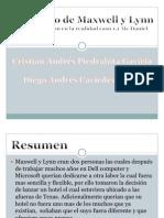 Caso 1,1mc Daniel / Piedrahita