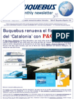 5_3 Buquebus Monthly Newsletter May 2007