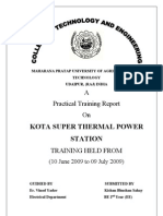 61145557 Training Report Ktps Final