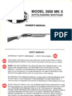 5500 Owners Manual
