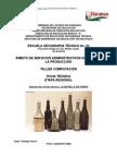 Análisis de Objeto Técnico El Envase de Vidrio